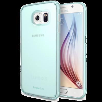 Чохол Ringke Slim 557936 Frost Mint для Samsung Galaxy S6 1