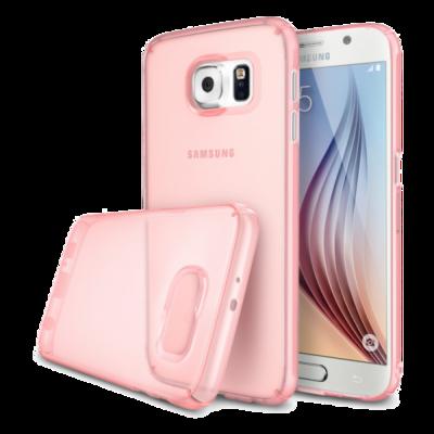 Чохол Ringke Slim 557929 Frost Pink для Samsung Galaxy S6 1