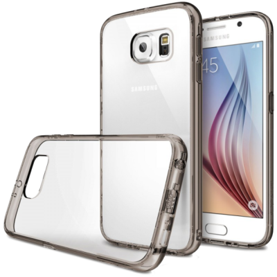 Чохол Ringke Fusion 554973 Crystal для Samsung Galaxy S6 1