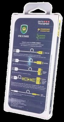 Кабель Global Samsung Tab Black 2