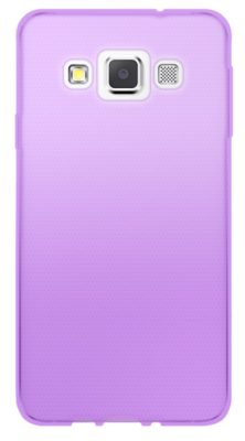 Чехол GlobalCase TPU Extra Slim Samsung Galaxy A3 Purple 1