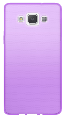 Чехол GlobalCase TPU Extra Slim Samsung A500 Purple 1