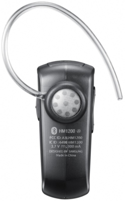 Гарнитура Samsung BHM1200EBEGSEK Black 3
