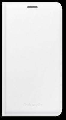 Чехол Samsung Flip Wallet EF-WJ700BWEGRU White для Galaxy J7 1