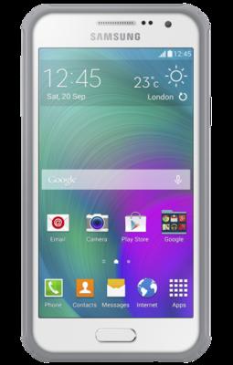 Чохол Samsung Protective Cover EF-PA300BSEGRU Grey для Galaxy A3 3