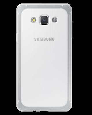 Чехол Samsung Protective Cover EF-PA700BSEGRU Light Gray для Galaxy A7 1