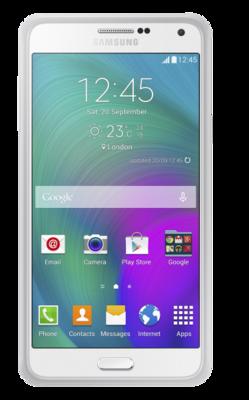 Чехол Samsung Protective Cover EF-PA700BSEGRU Light Gray для Galaxy A7 3