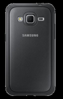 Чохол Samsung Protective Cover EF-PG360BSEGRU Silver для Galaxy Grand Prime 1