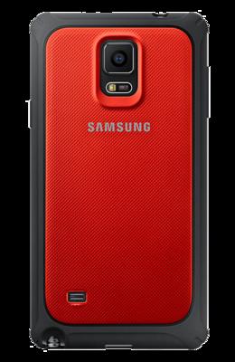 Чохол Samsung Protective Cover EF-PN910BREGRU Red для Galaxy Note 4 1