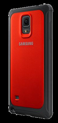 Чохол Samsung Protective Cover EF-PN910BREGRU Red для Galaxy Note 4 2