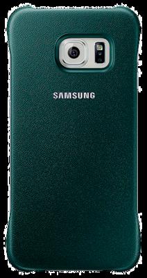Чохол Samsung Protective Cover EF-YG925BGEGRU Green для Galaxy S6 Edge 1