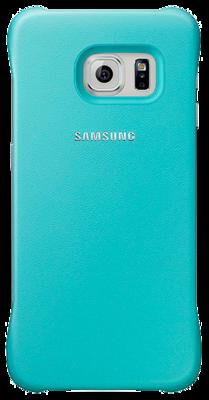 Чохол Samsung Protective Cover EF-YG925BMEGRU Mint для Galaxy S6 Edge 1