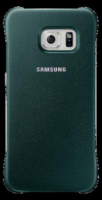 Чехол Samsung Protective Cover EF-YG925BBEGRU Blue Black для Galaxy S6 Edge 1