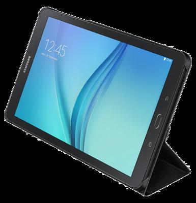 Чехол Samsung Book Cover EF-BT560BBEGRU Black для Galaxy Tab E 9.6 2