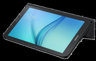 Чехол Samsung Book Cover EF-BT560BBEGRU Black для Galaxy Tab E 9.6 3