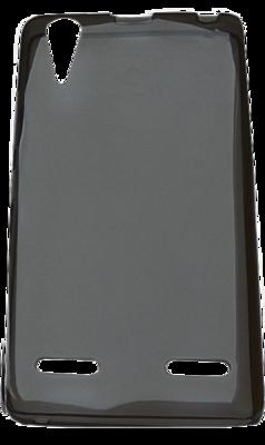 Чехол Procase Lenovo A6000 Transparent Black 1
