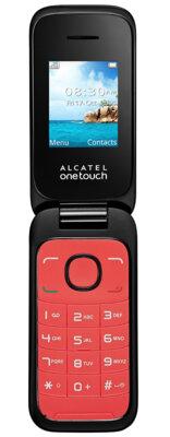 Мобильный телефон Alcatel 1035D Red 4