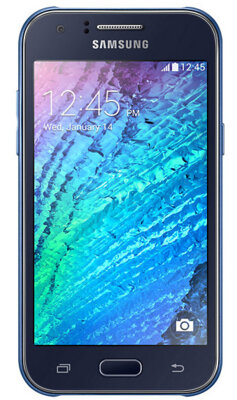 Смартфон Samsung Galaxy J1 SM-J110H Blue 1