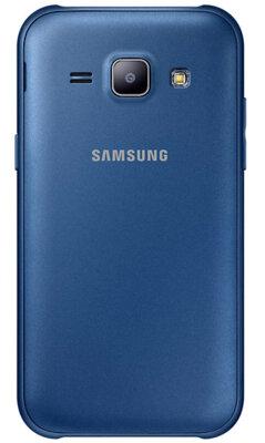 Смартфон Samsung Galaxy J1 SM-J110H Blue 3