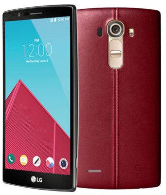 Смартфон LG H818 G4 Red 2