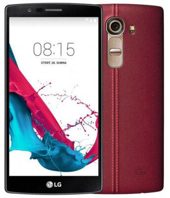 Смартфон LG H818 G4 Red 3