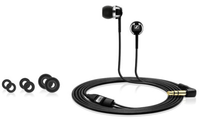 Навушники Sennheiser CX 1.00 Black 3