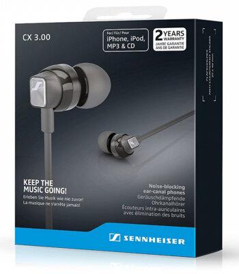 Навушники Sennheiser CX 3.00 Red 2