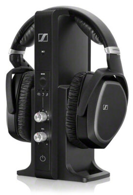 Наушники Sennheiser RS 195 Black 1