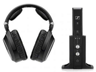 Наушники Sennheiser RS 195 Black 4