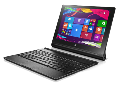Клавиатура Lenovo Keyboard for Yoga Tablet 2 10 Platinum 2