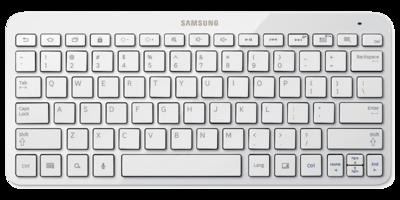 Клавіатура Samsung BKB-10 White 1