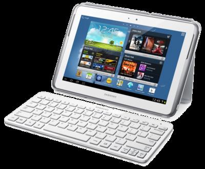 Клавіатура Samsung BKB-10 White 2