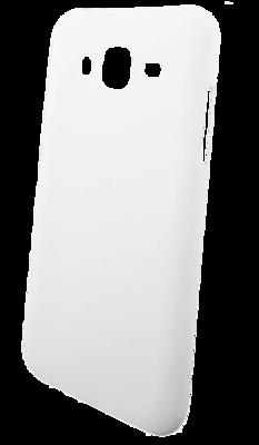 Чехол GlobalCase TPU Extra Slim Matte Samsung Galaxy J5 White 1