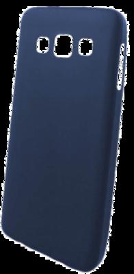 Чохол GlobalCase TPU Extra Slim Matte Samsung Galaxy A5 Blue 1