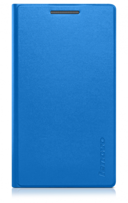 "Чехол для планшета 7"" Lenovo Tab2 A7-10 Folio case and film Blue 1"