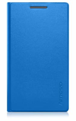 "Чохол для планшета 7"" Lenovo Tab2 A7-10 Folio case and film Blue 1"