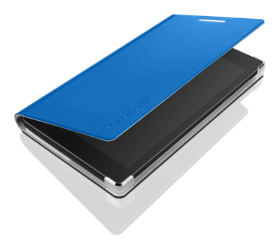 "Чохол для планшета 7"" Lenovo Tab2 A7-10 Folio case and film Blue 2"