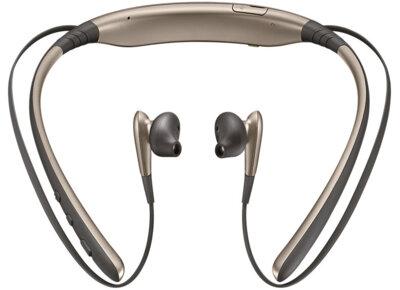 Bluetooth гарнитура Samsung Level U EO-BG920BFEGRU Gold 4