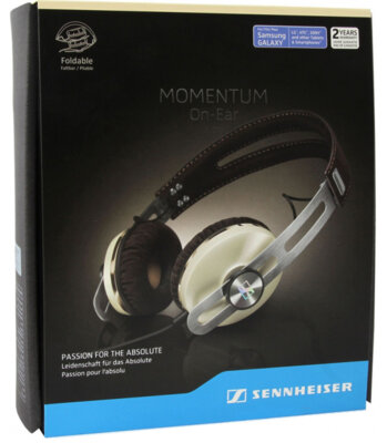 Гарнитура Sennheiser Momentum M2 OEI Ivory 3