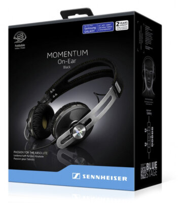Навушники Sennheiser Momentum M2 OEI Black 3