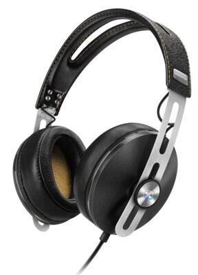 Навушники Sennheiser Momentum M2 AEG Black 1