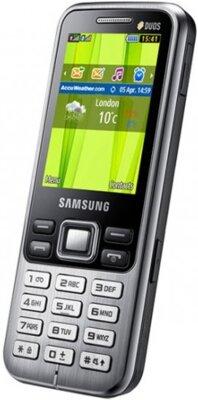 Мобильный телефон Samsung GT-C3322 Black 4