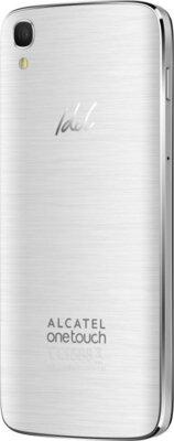 Смартфон Alcatel Idol 3 6045K Metallic Silver 4