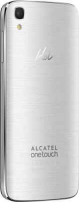 Смартфон Alcatel Idol 3 6045K Metallic Silver 6