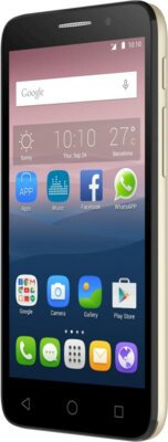 Смартфон Alcatel OneTouch Pop 3 5015X Gold 2