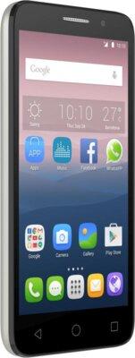 Смартфон Alcatel OneTouch Pop 3 5015X Silver 3