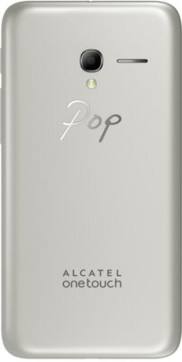 Смартфон Alcatel OneTouch Pop 3 5015X Silver 5