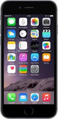 Смартфон Apple iPhone 6 16GB Space Gray 2