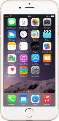 Смартфон Apple iPhone 6 64GB Gold 1