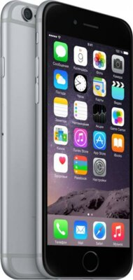 Смартфон Apple iPhone 6 64GB Space Gray 5